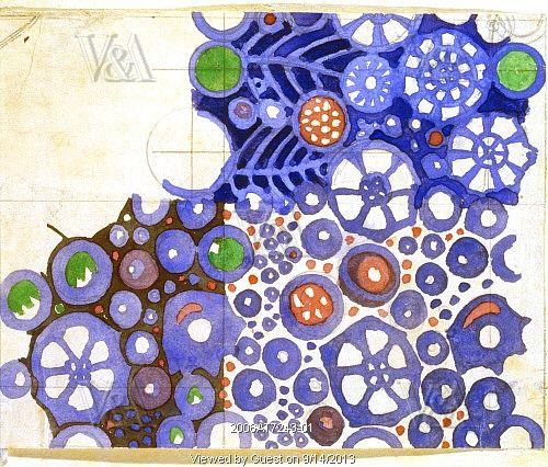 Design, by Charles Rennie Mackintosh. Scotland, 19th century