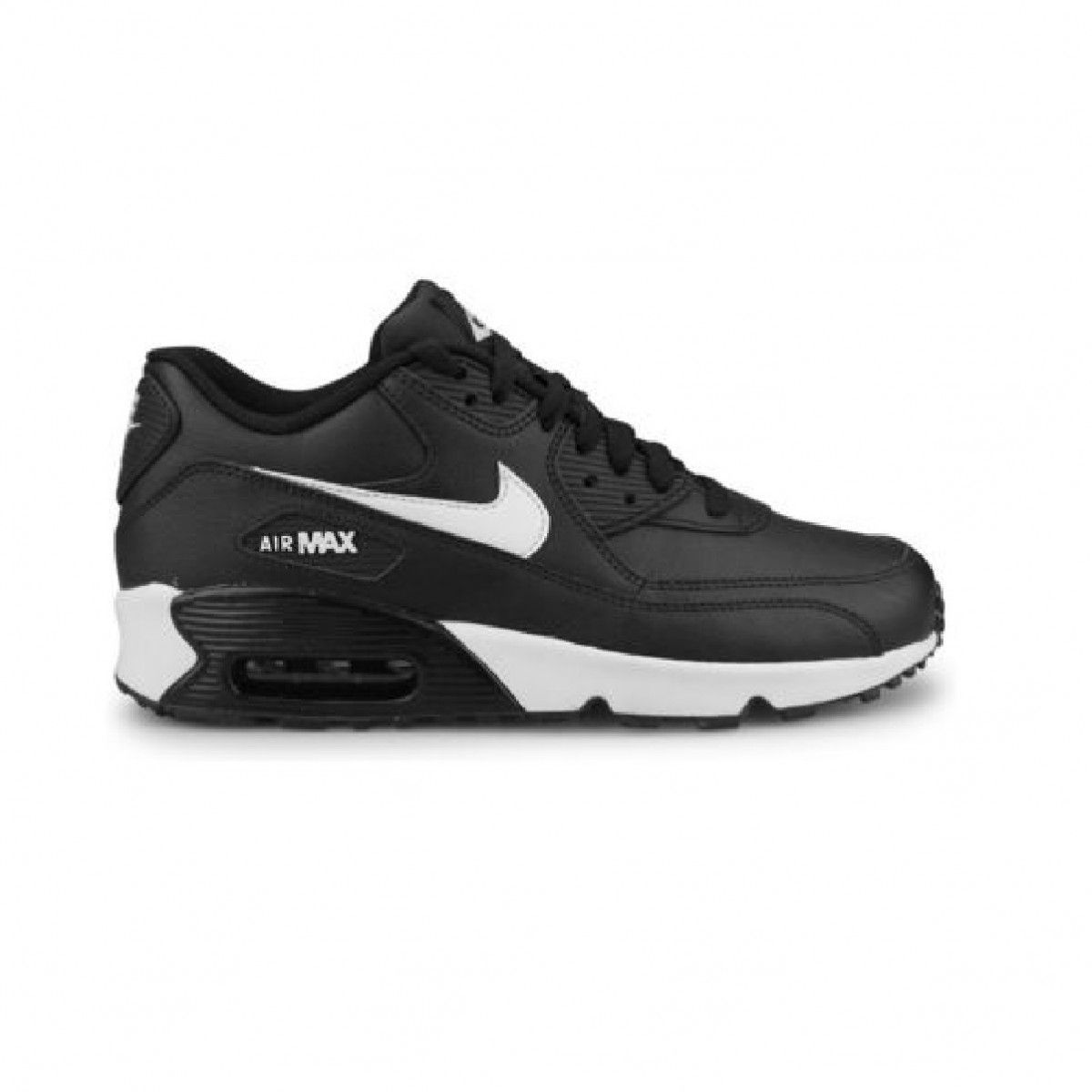 regarder d8abd 0dd4a Basket Mode Air Max 90 Leather (gs) - Taille : 36;36 1/2;37 ...