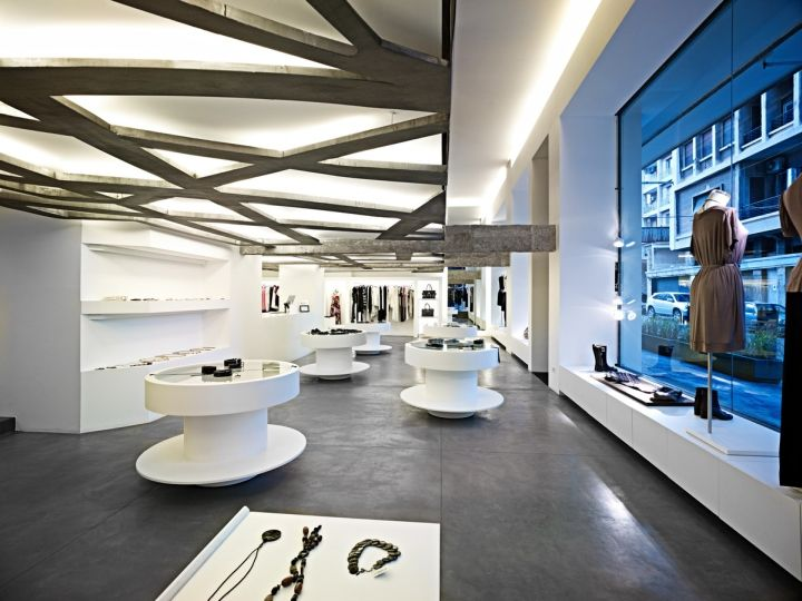 Miraculous Piaff Boutique By Batimat Architects Beirut Lebanon Home Interior And Landscaping Spoatsignezvosmurscom