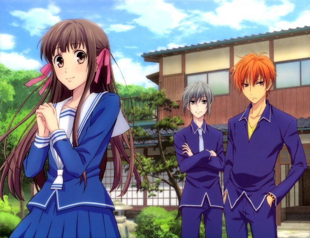 Fruits Basket (2019) Review The Zodiac is Back Fruits