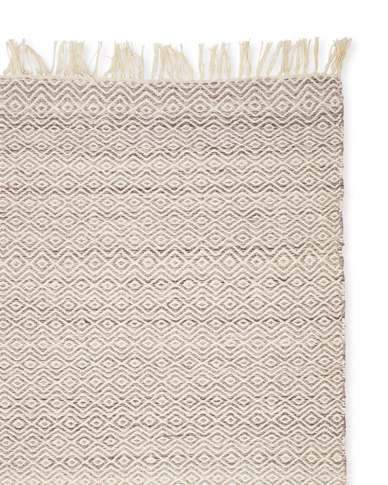 Outdoor Patio Carpet Squares: Seaview Outdoor Rug - Serena & Lily