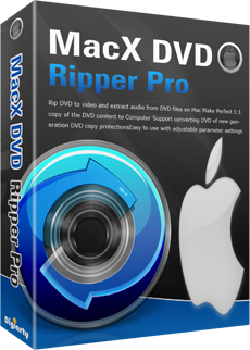 MacXDVD is giving away 1000 copies of MacX DVD Ripper Pro every day before April.25,2014.