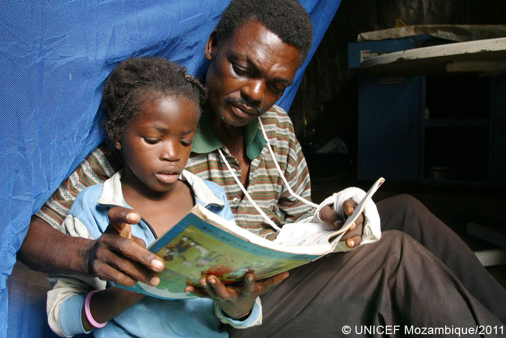 UNICEF Mozambique wishes a Happy Father's Day to all ...