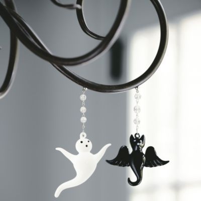 Set of 3 Halloween Magnetic Crystals  - DIY version???