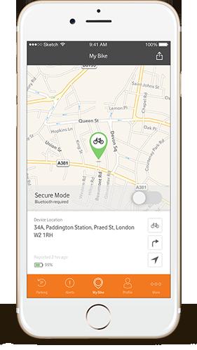 Citi Bike Ios Apps App Navigation Bike Html Design Templates App