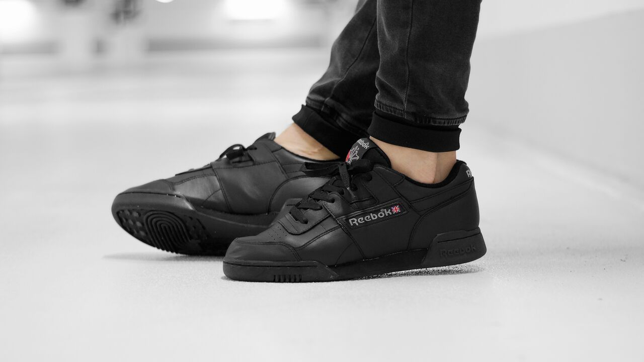 REEBOK WORKOUT PLUS VINTAGE (black) SKU BD3387 | For the