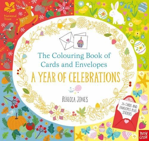 The National Trust: The Colouring Book of Cards and Envelopes – A Year of Celebrations: Cet article The National Trust: The Colouring Book…