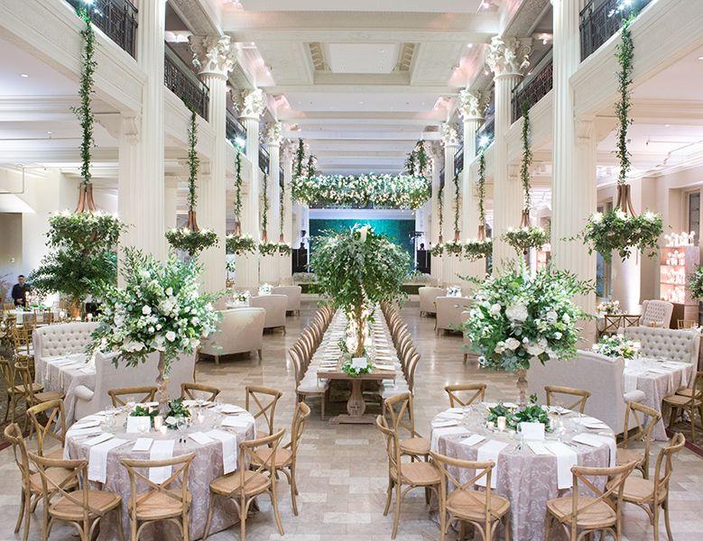 Corinthian Houston Houston Wedding Venue Floor plans