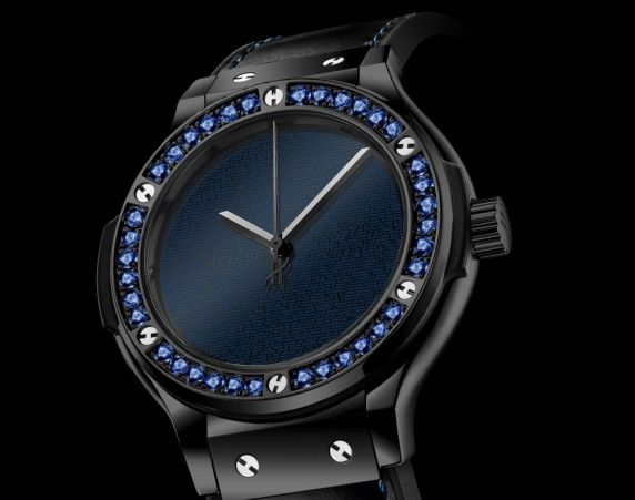 Hublot Classic Fusion Human Rights Watch