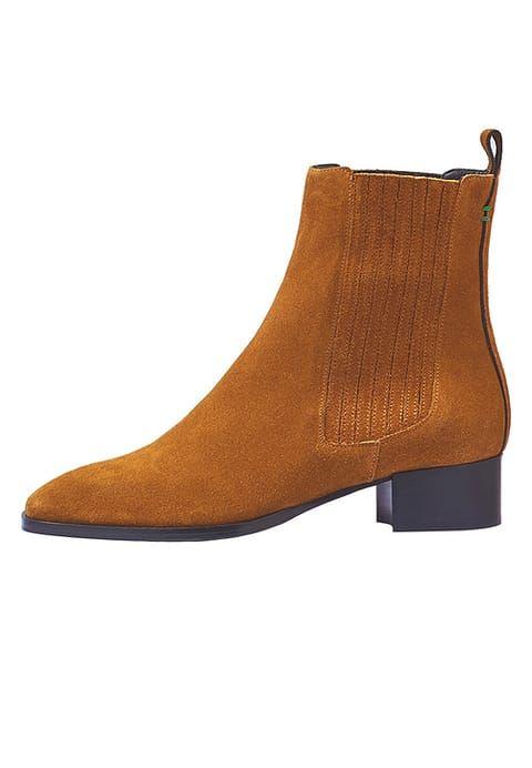Chaussures Aeyde NEIL - Bottines - desert orange: 250,00 € chez Zalando (