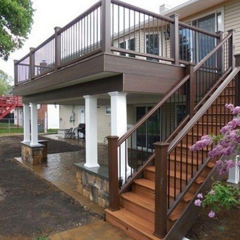 22 Cozy Backyard Patio Deck Design Decoration Ideas Deckideas Patiodeckdesign Backyardpatiodeck Newport Int Patio Deck Designs Backyard Patio Patio Design