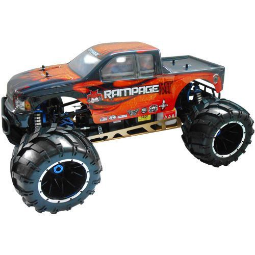 Redcat Racing Rampage MT V3 1/5 Gas RC Monster Truck Newest Version