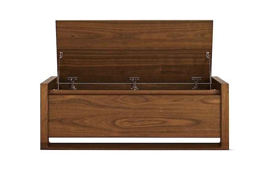 Matera Storage Bench in 2019 | SGI-USA | Modern storage bench ...