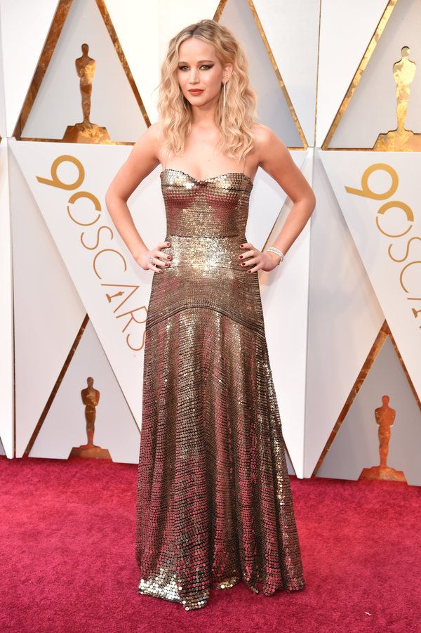 All The Gorgeous Looks From The 2018 Oscars Red Carpet ...