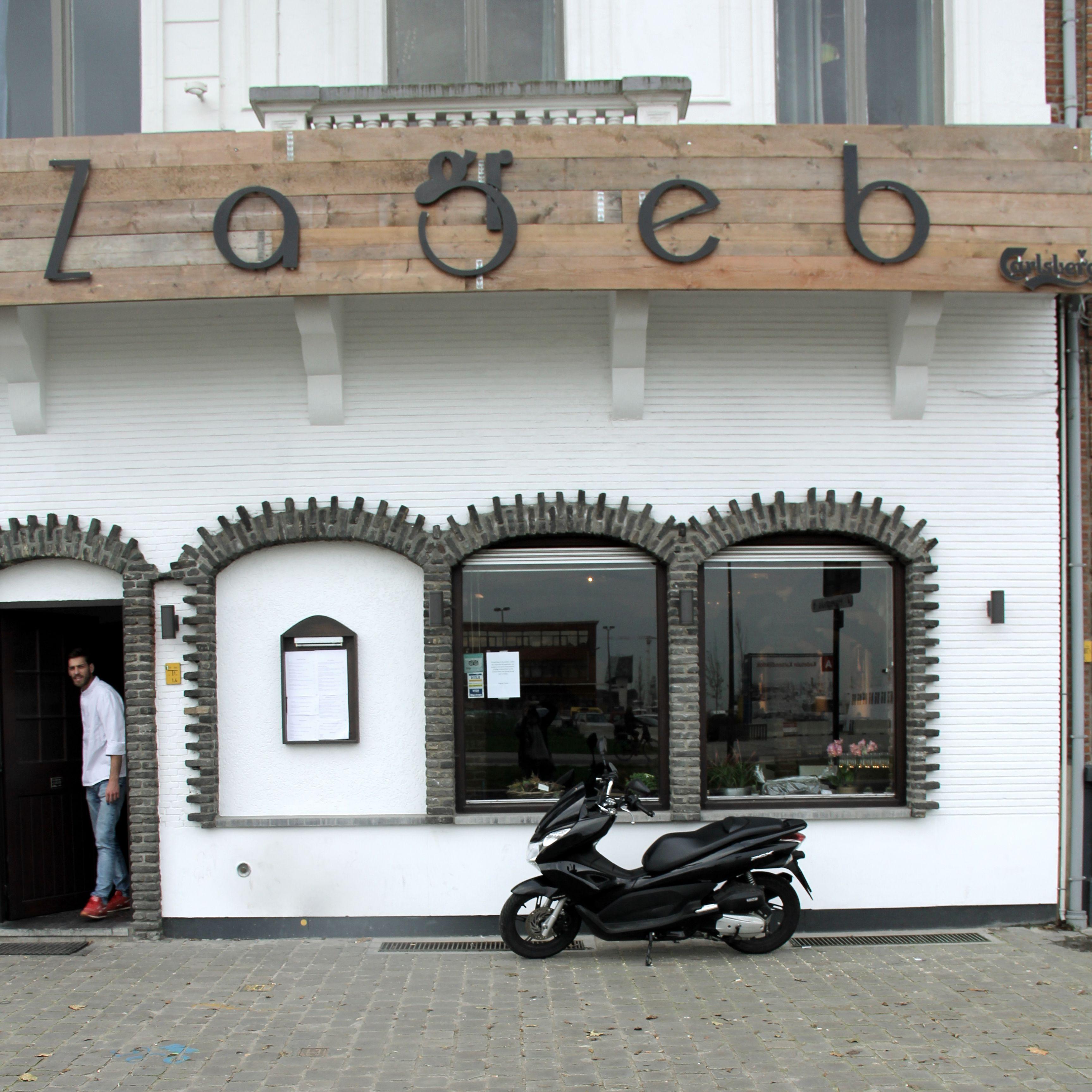 Antwerpen Zagreb Restaurant Kroatisch