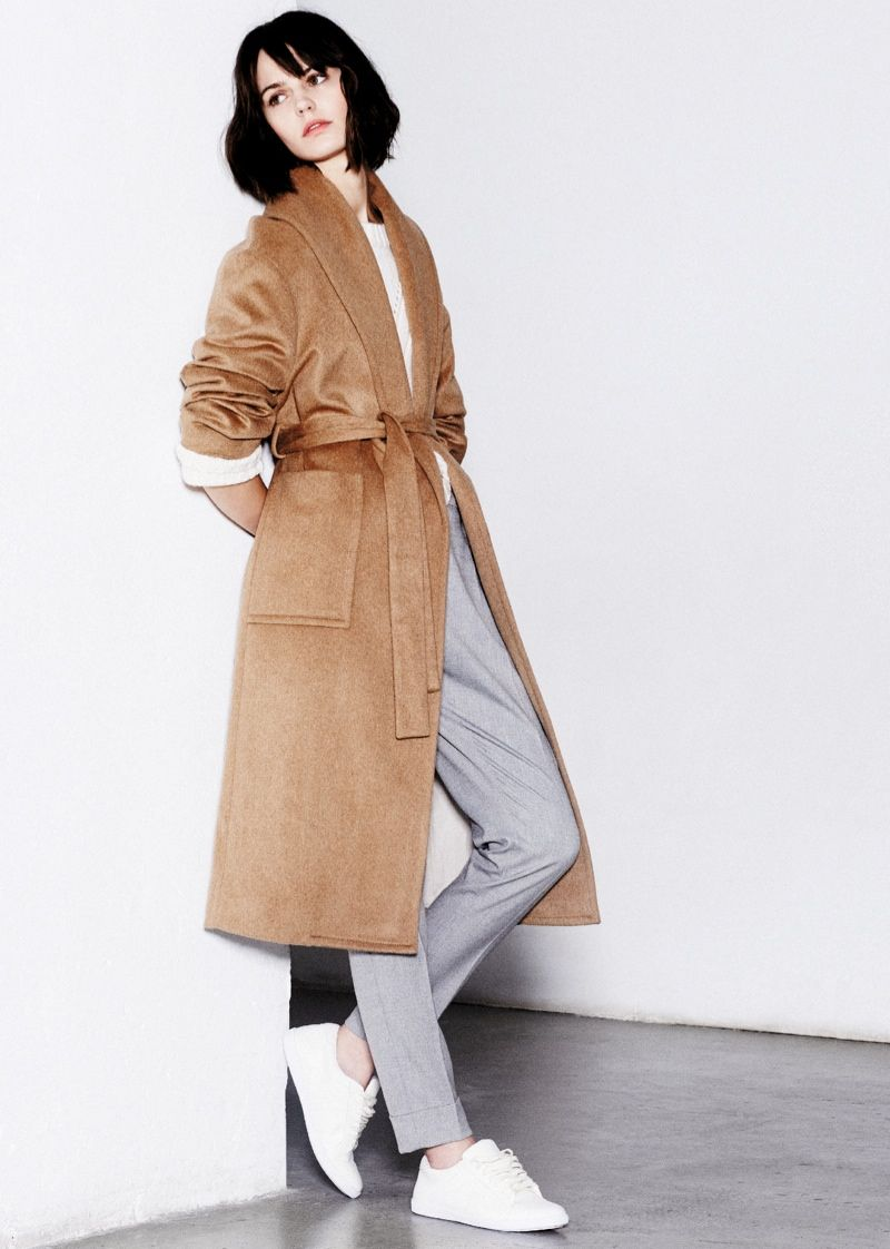 Mango Takes it To the Streets for Pre Fall 2014 Collection
