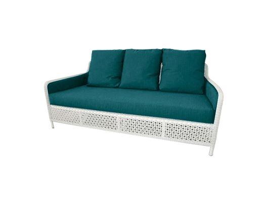 Barlow Tyrie Laura Kirar Sofa Driftwood | Outdoor Furniture | Pinterest