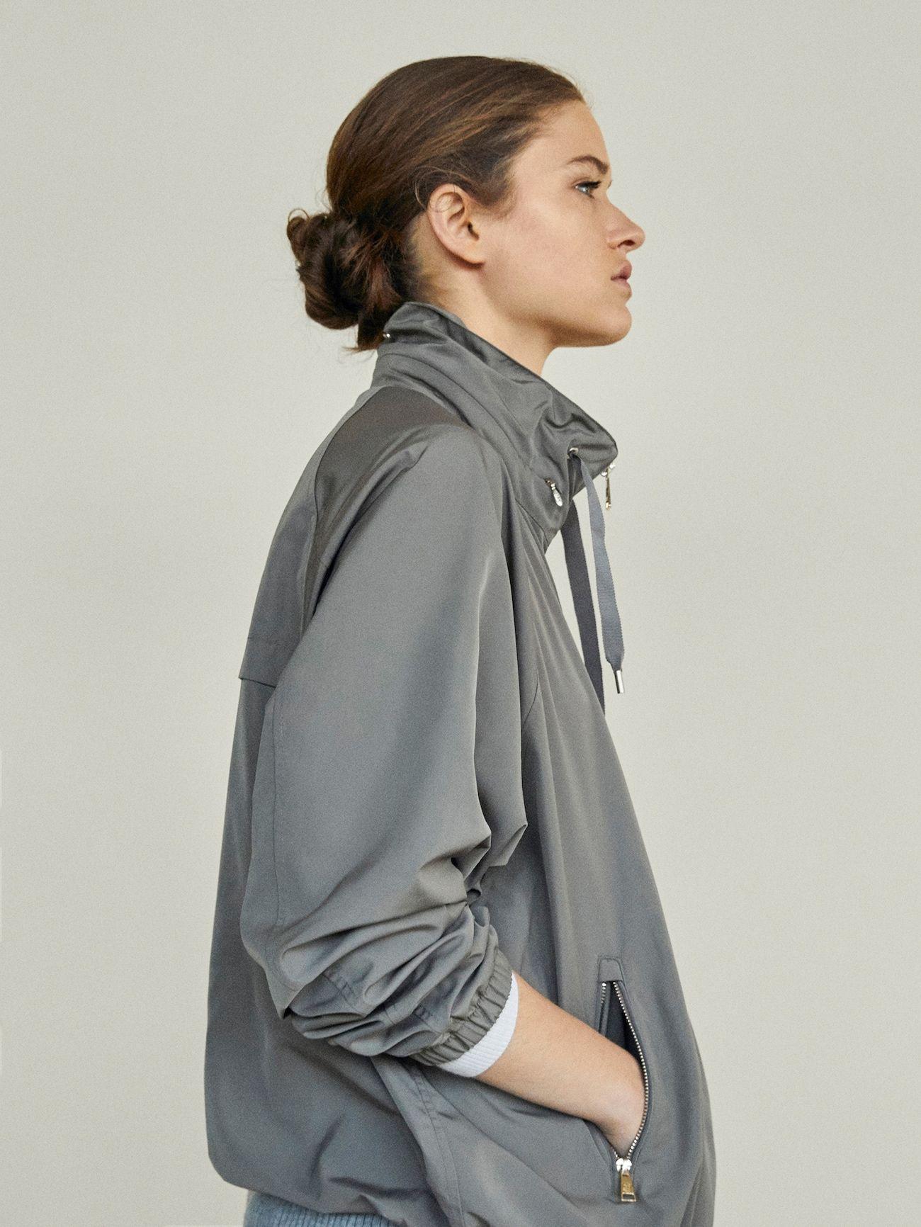 View All Coats Jackets Collection Women Massimo Dutti United States Bomber Jacket Women Bomber Jacket Jackets