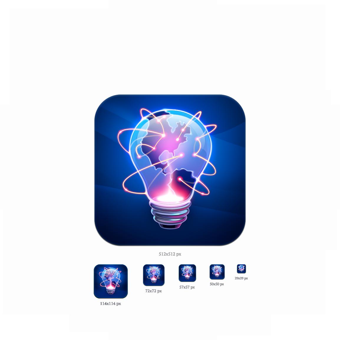 kikinbrowsericon.png 1.154×1.155 pixels Ios app icon