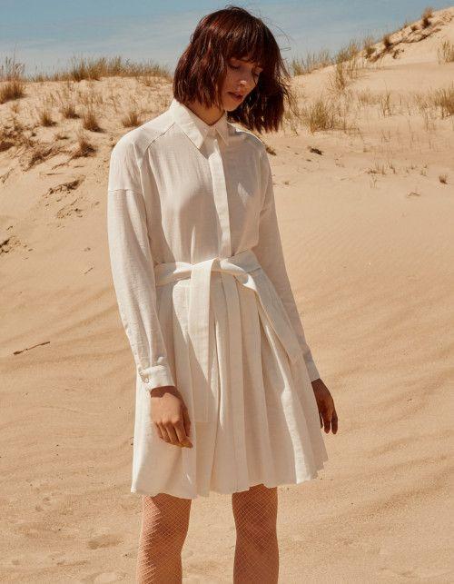 Polska moda online   Schlichtes kleid, Kleider ...