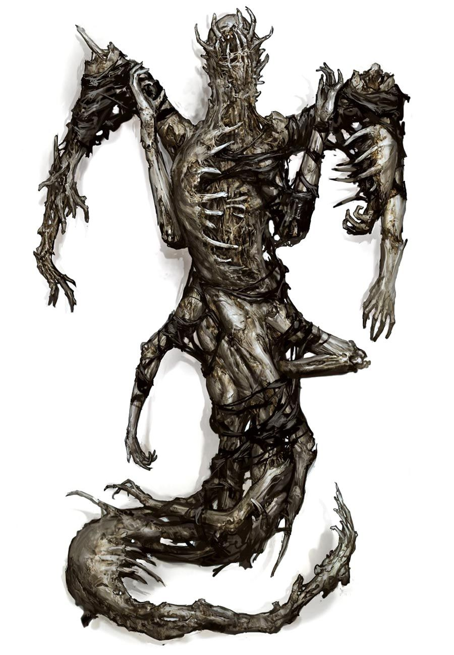 Dead Space 3 - Monster Concept | Video Games | Pinterest ... Dead Space 3 Monsters