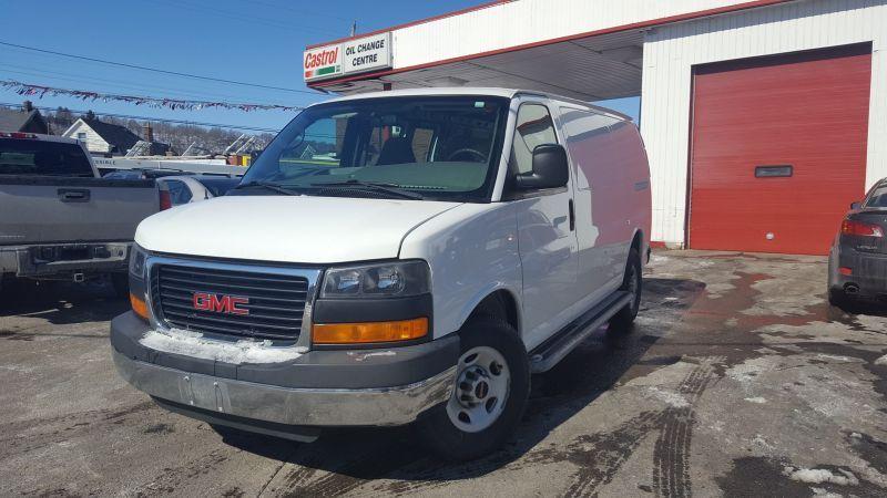 2009 GMC SAVANA 2500 11,599. Selling this Savana Van in