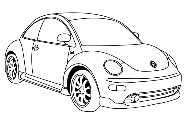Latest Version Of Vw Beetle Car Coloring Pages Best Place To Color Cars Coloring Pages Coloring Pages Barbie Car