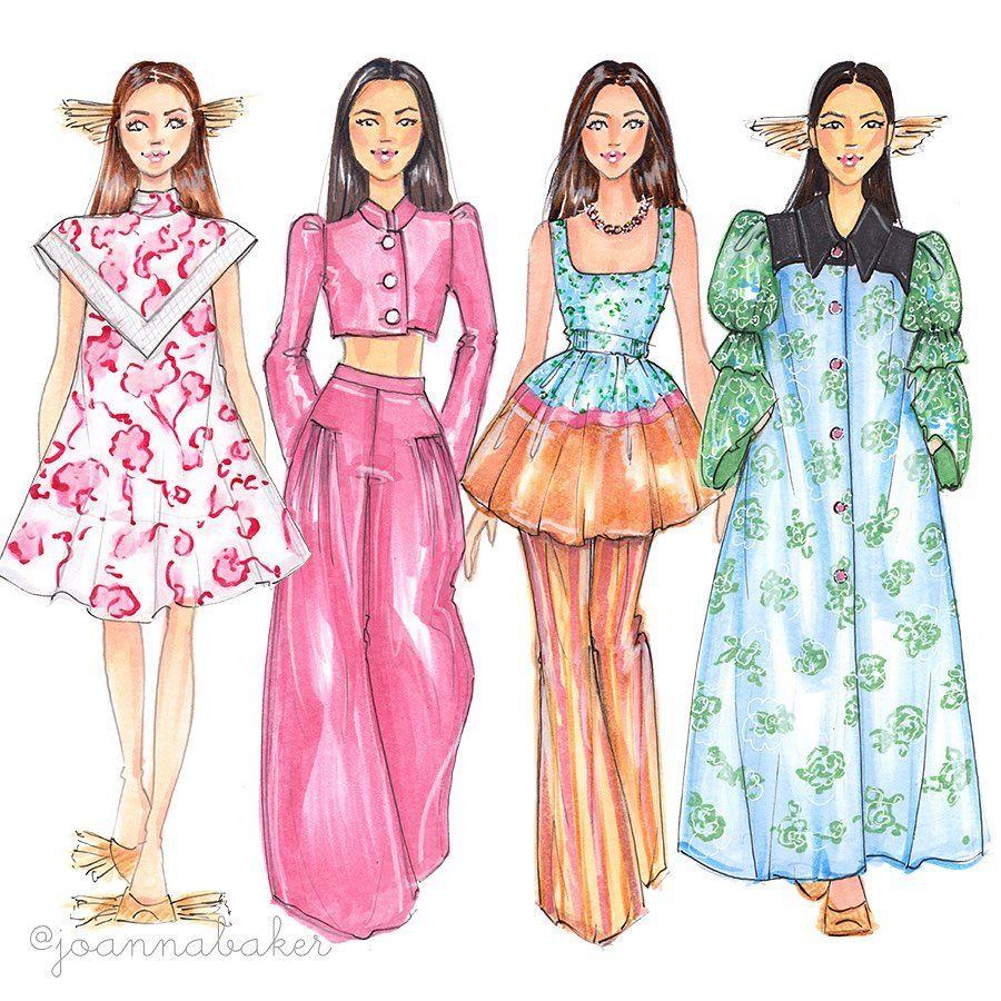 Minju Kim In 2020 Fashion Fashion Inspiration Design Fashion Design Dress