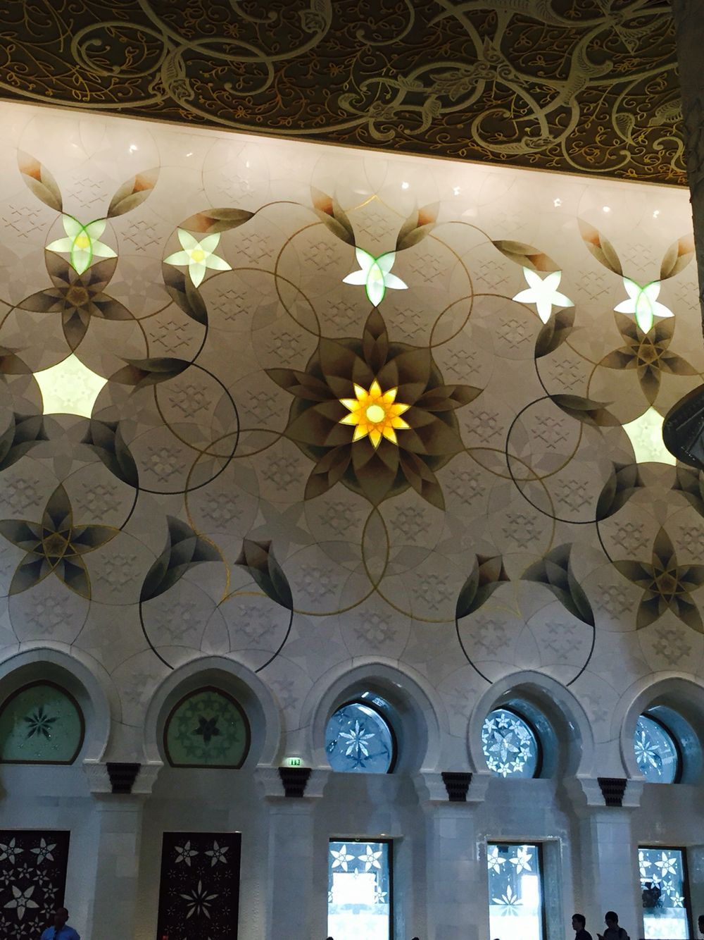 Sheikh Zayed Grand Mosque Walls Sheikh Zayed Grand Mosque Grand Mosque Mosque