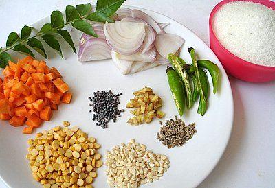 Rice ravva upma recipe indian food recipes dishes recipes and rice rice ravva upma andhra recipesgujarati recipesindian foodsindian forumfinder Images