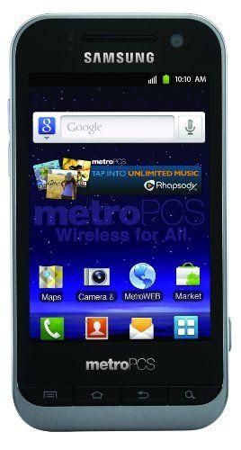 Samsung Galaxy Attain 4G Prepaid Android Phone (MetroPCS) $229.99