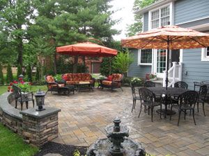 patio landscape design the relationship between your home and its outdoor surroundings is an important - Patio And Landscape Design