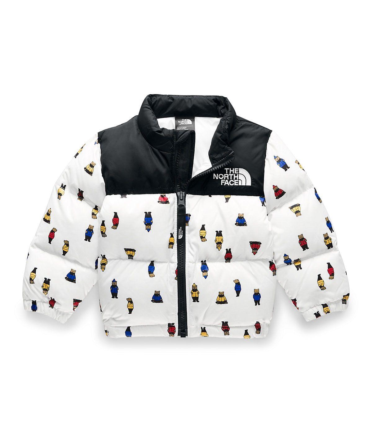 Infant 1996 Retro Nuptse Down Jacket The North Face Boy Outerwear Jackets Down Jacket [ 1396 x 1200 Pixel ]