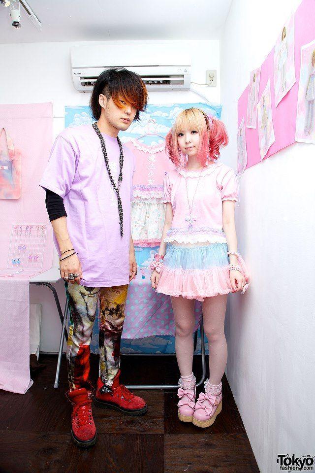 top kei kawaii fashion - photo #19