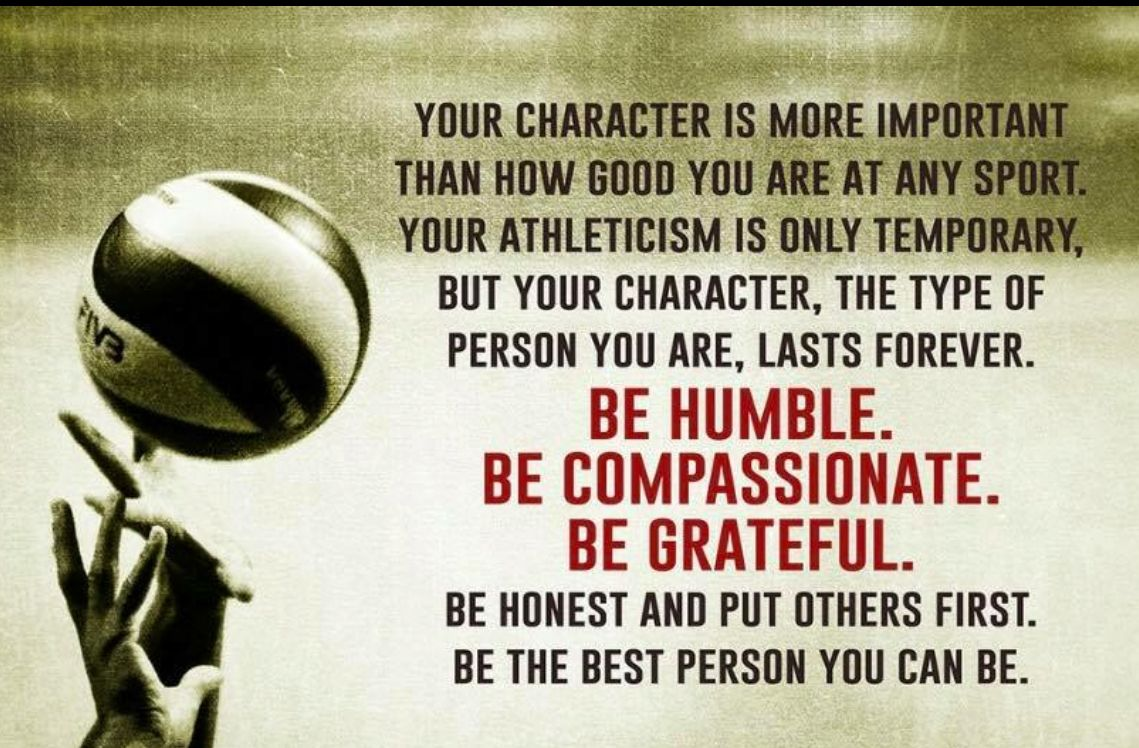 Pin By Shush On Volleyball Stuff Putting Others First Inspirational Quotes Volleyball