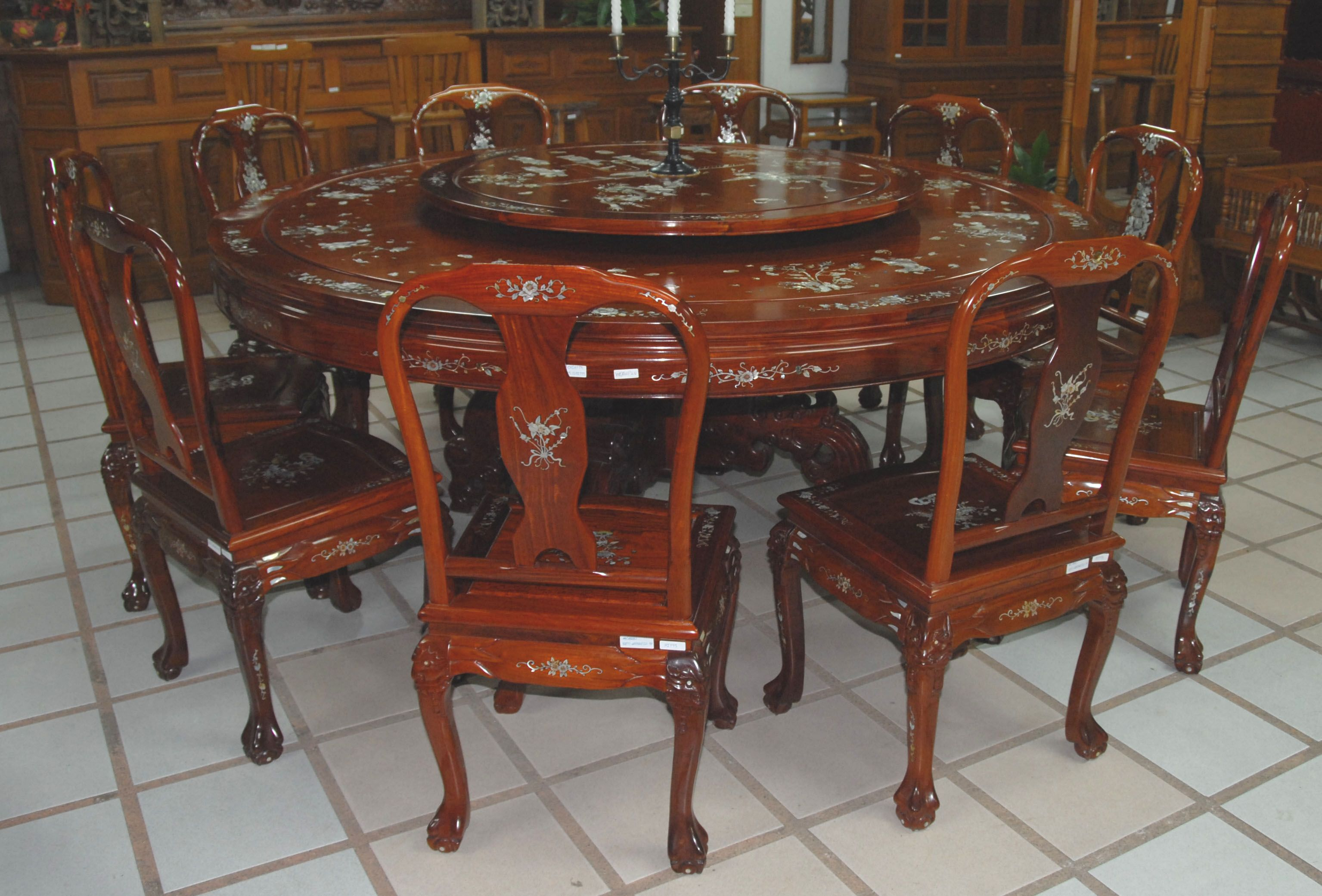 Asiatische Betten Rosewood Mother Of Pearl Furniture Rosewood Furniture Inlaid