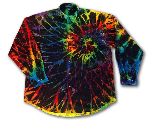 Hand Dyed Dress Shirt
