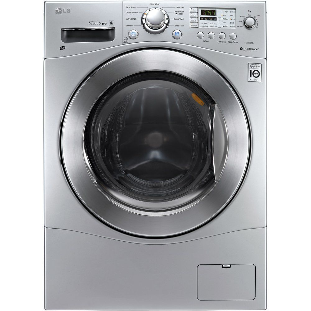 Lg Wm3477hs Washer Dryer Combo Compact Washer And Dryer Lg Washer And Dryer Compact Washer