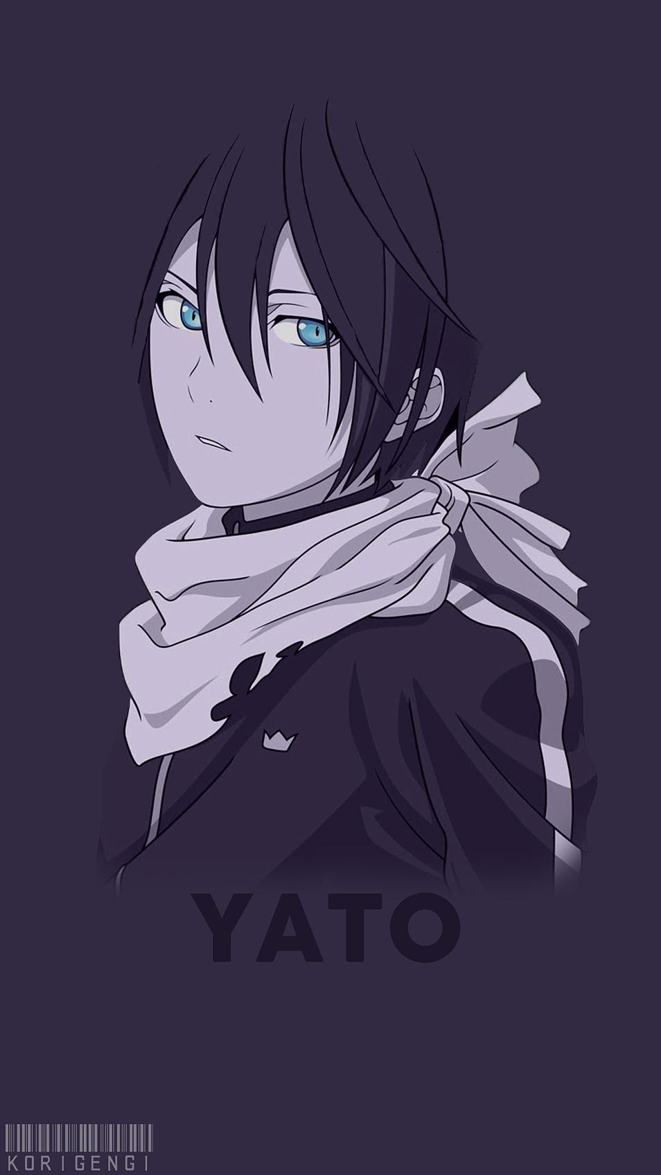 Hot yato special edition korigengi pinterest anime - Yato wallpaper ...
