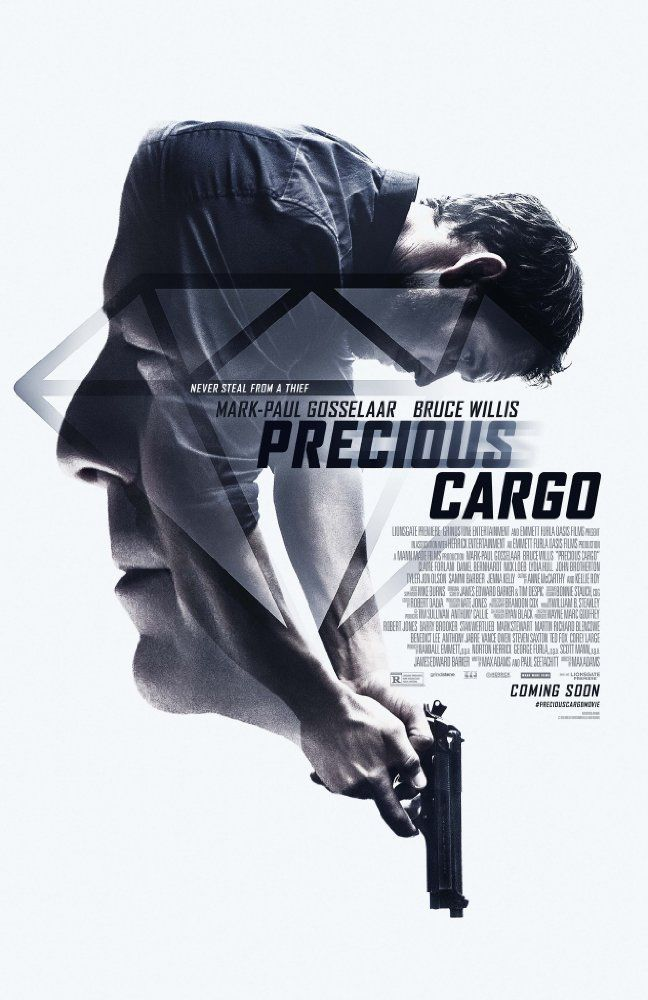 [加拿大電影] Precious Cargo (2016) / 珍寶大戰 / [臺] 終極飆靶 | หนัง