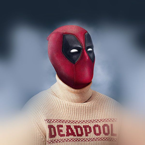 Wallpaper Ap51 Portrait Deadpool Art Poster Hero Dc