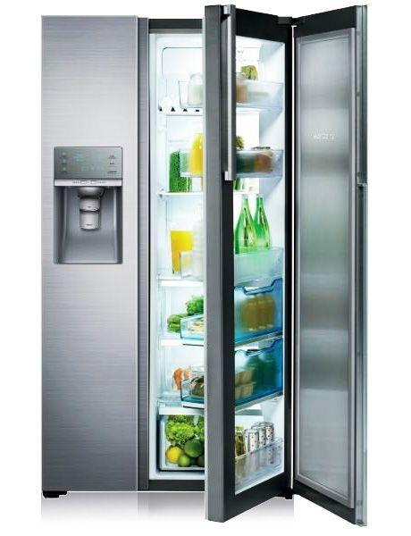 Samsung Serie 9000 Food Showcase | Diy,Do it ur self | Doppie Porte ...
