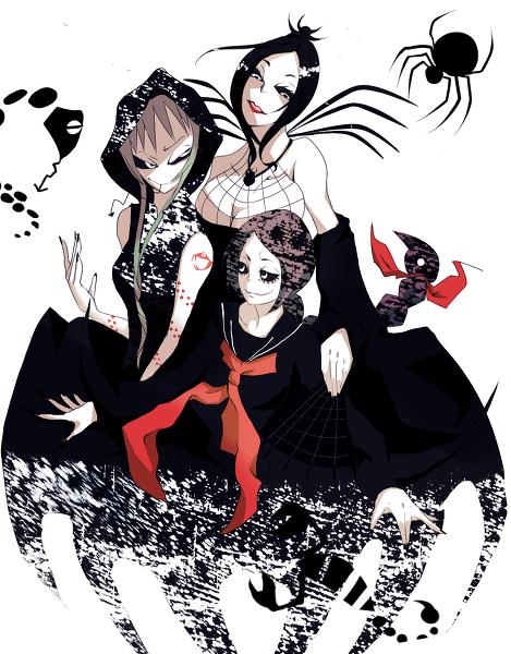 Soul Eater Gorgon sisters