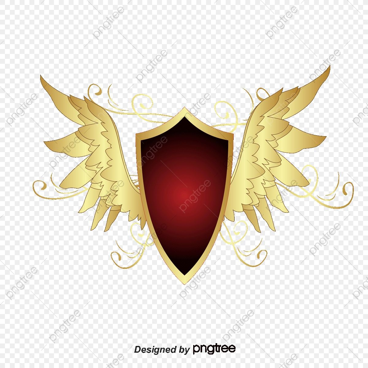 Wings Shield Wings Vector Shield Vector Shield Png Transparent Clipart Image And Psd File For Free Download Shield Vector Wings Cartoon Styles