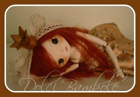 Gotic Doll -porcelana fria
