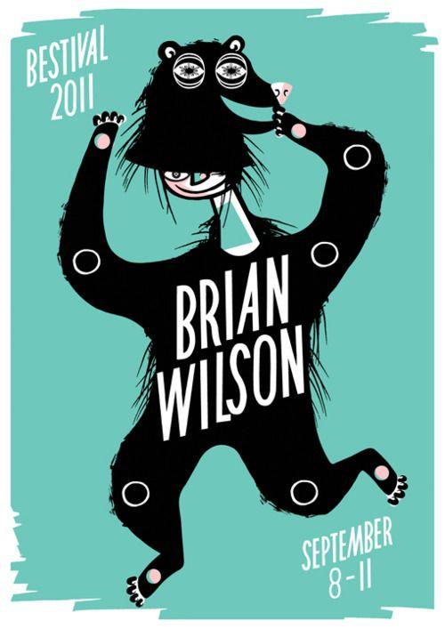 Brian Wilson Bestival 2011