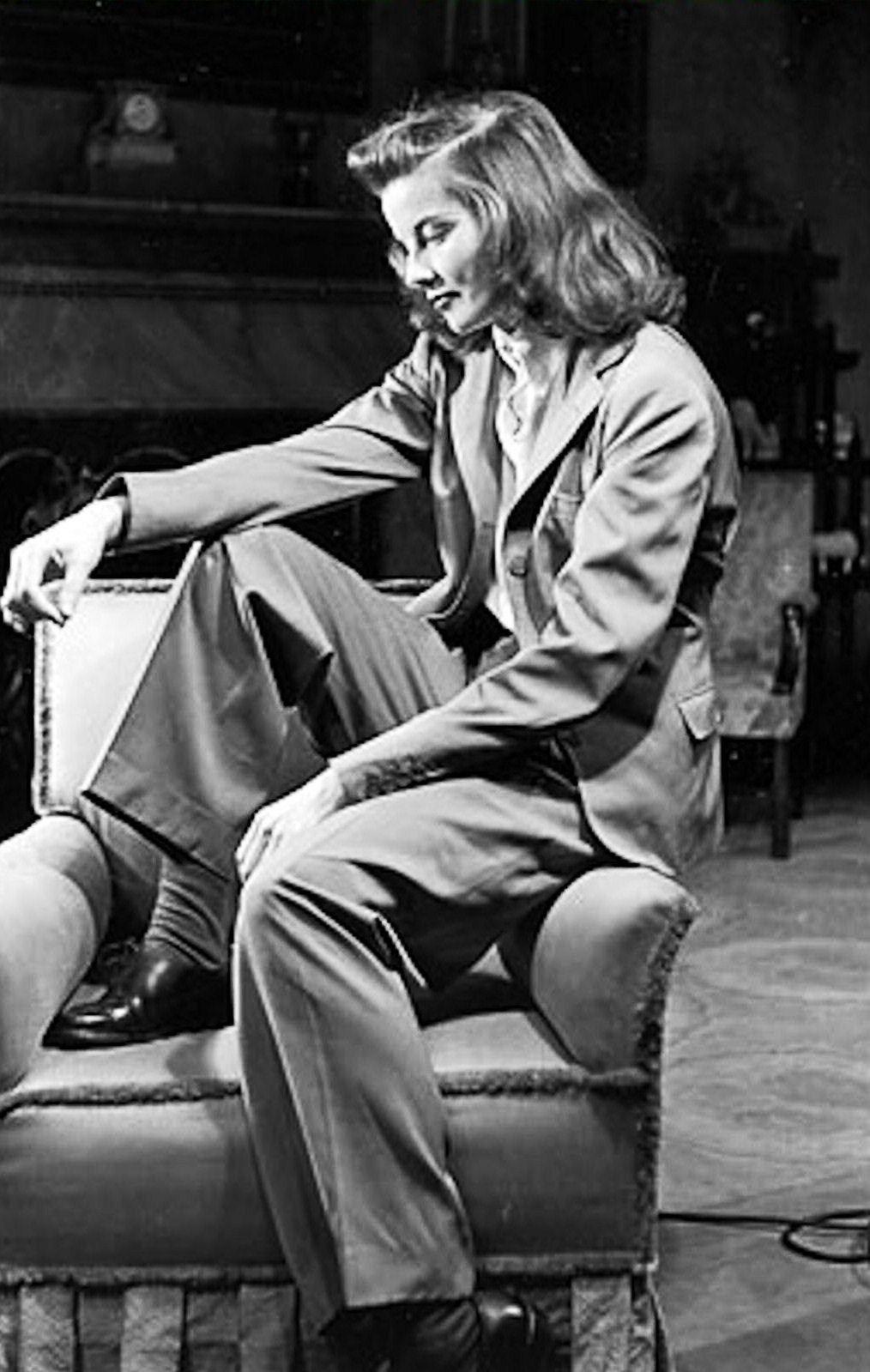 Katherine Hepburn by Alfred Eisenstaedt