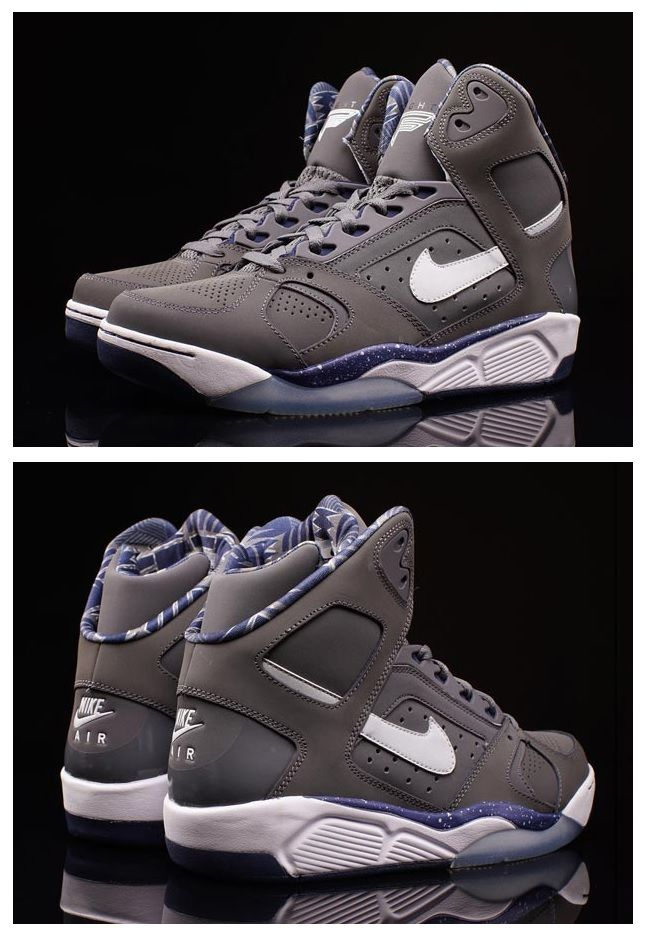 Nike Air Flight Lite High 'Hoyas' | Sneakers: Nike Air ...