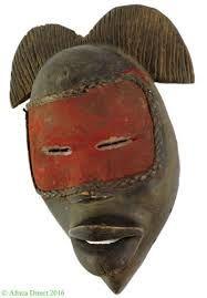 Image result for dan wobe bird mask
