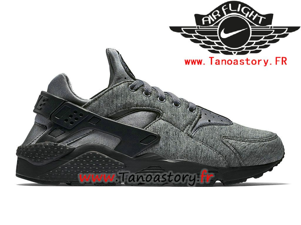 Air Huarache Run Noire Nike Baskets/Running HommeNike ZcrQIBld
